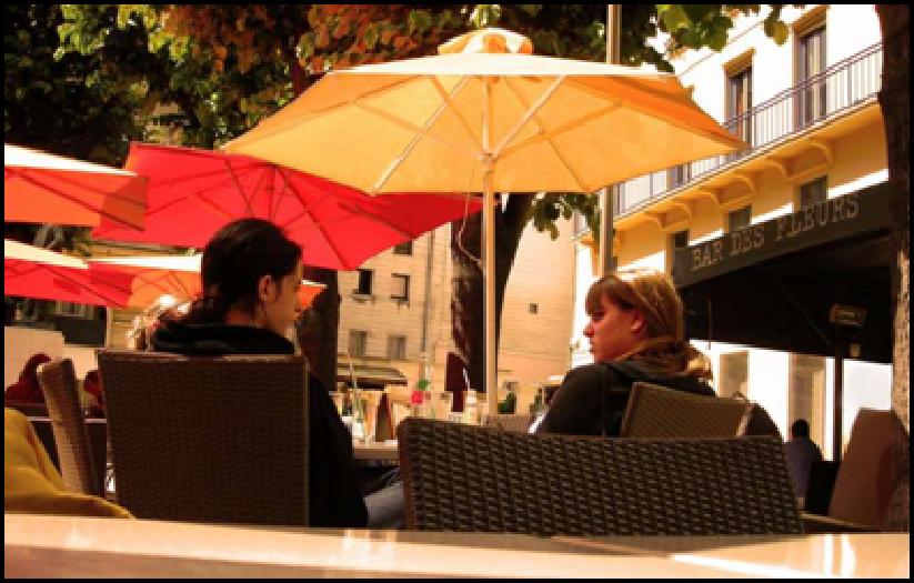 Хорошее место - основной актив кафе